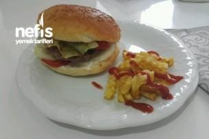 Evde Hamburger Yapımı Tarifi