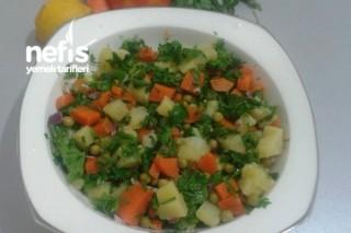 Sebzeli Yaz Salatası Tarifi