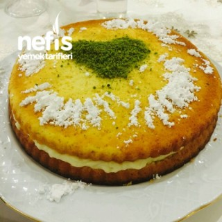 Limonlu Pamuk Pasta