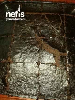 Glutensiz Kakaolu Islak Kek (pirinç Unlu)