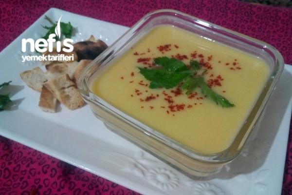 Kereviz Çorbası Sütlü (Kokusuz) Tarifi