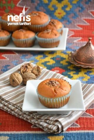 Elmali Ve Tarcinli Cupcake
