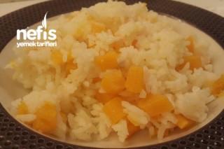Kabak Pilavı ( Laz Yemeği ) Tarifi
