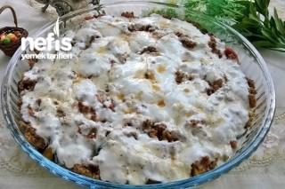 Ekmekli Ve Yoğurtlu Patlıcan Kebabı Tarifi