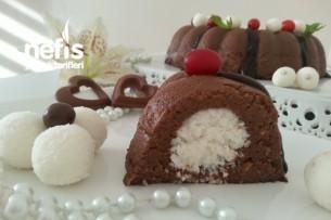 Çikolatalı İrmik Tatlısı Tarifi