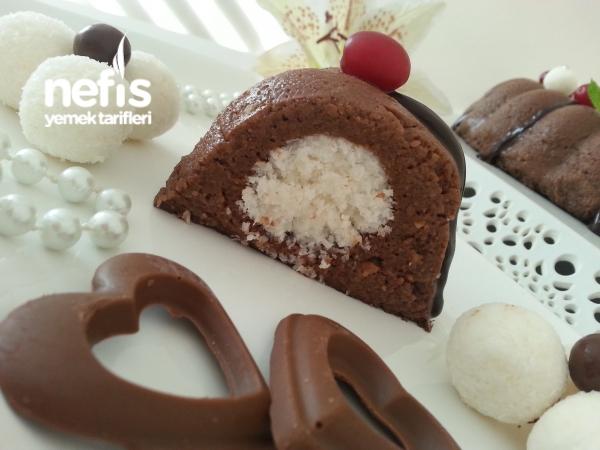 Çikolatalı İrmik Tatlısı