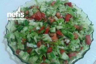 Nefis salatam Tarifi