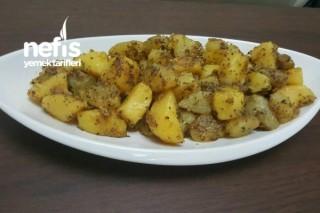 Garnitür Patates Tarifi