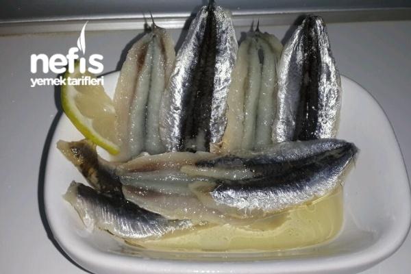 Balık Salamura (Hamsi) Tarifi