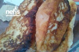 Sütlü Ekmek Kızartması Tarifi