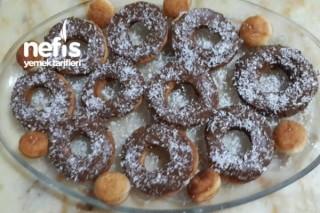 Donut (Mayasız) Tarifi
