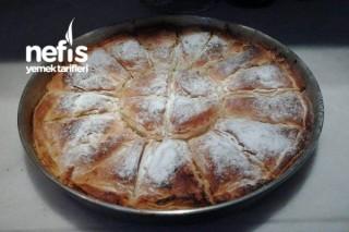 Kremalı Laz Böreği Tarifi