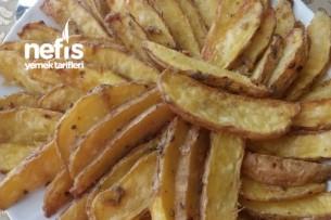 Fırında Nefis Patates Tarifi