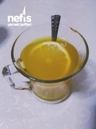 Zerdeçallı Kış Çayı