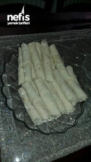 Kıymalı Patatesli Sigara Böreği