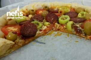 Közmatikte Pizza Tarifi