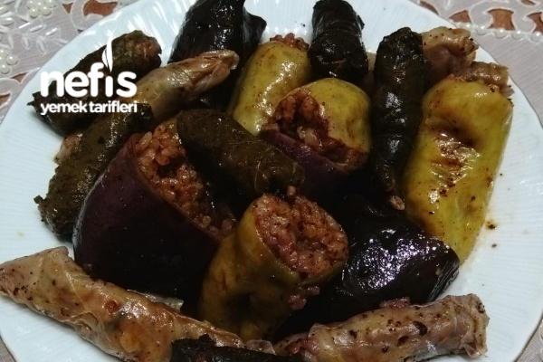 Diyarbakır Usulü Dolma Tarifi