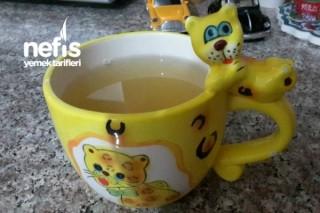 Kış Çayı (Grip Çayı) Tarifi