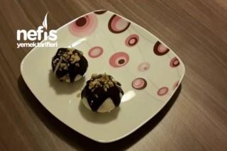 Çikolata Soslu Kartopu Tarifi