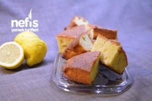 Limonlu Kek (limon soslu)