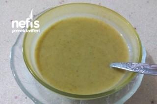 Bebişime Özel Brokoli Çorbasi +6 Ay Tarifi