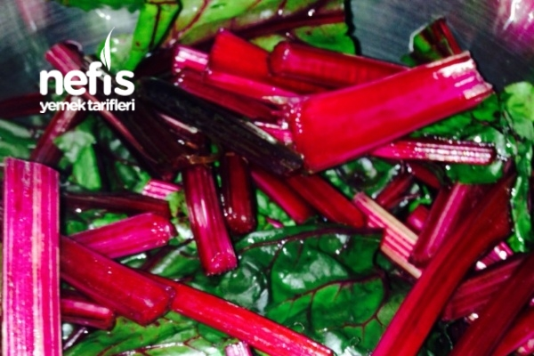 Kırmızı Pancar Salatası Tarifi
