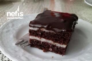Kremalı Kek Dilimleri Tarifi