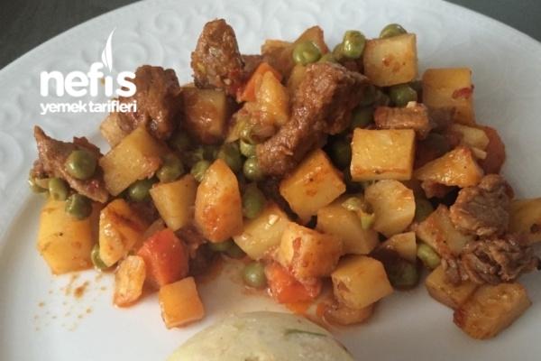 Nefis Orman Kebabı Tarifi