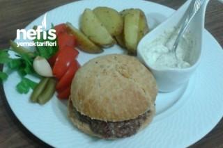 Saglıklı Nefis Hamburger Tarifi