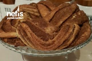 Tahinli Tarçınlı Çörek Tarifi