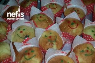 Sevimli Muffinler Tarifi