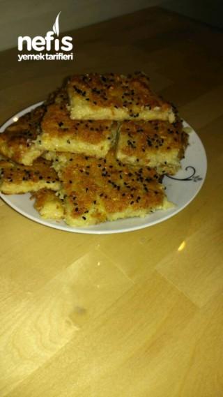 Benim Nefis Mücver Böreğim :)