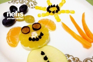 Eğlenceli Meyveler Tarifi