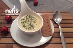 Pirinçli Pırasalı Yoğurt Çorbası Tarifi