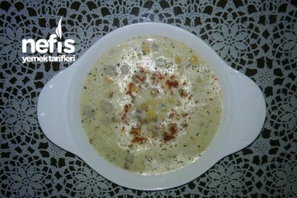Yoğurtlu Mercimek Çorbası Tarifi