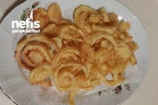Çıtır Patates Kızartması (Çocuklar Bayılacak) Tarifi