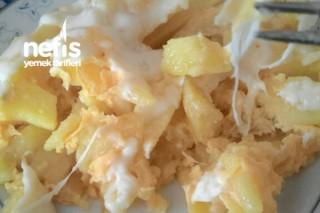 Kaşarlı Patates Tarifi