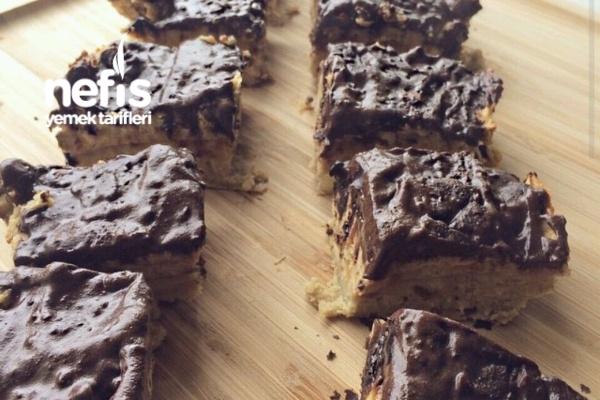 Nohutlu Proteinli Diyet Kek