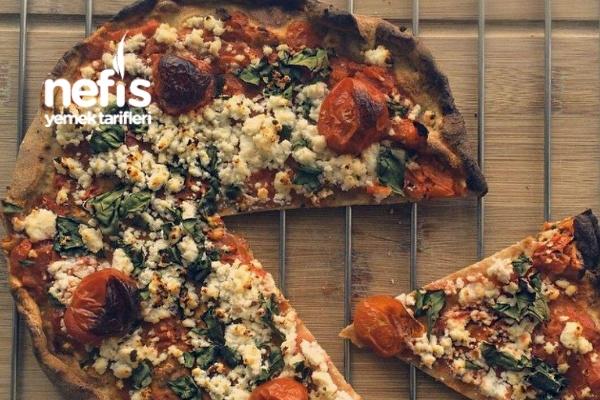 Tam Buğday Fit Pizza