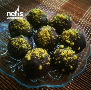 Kestaneli Truff (Çikolatalı Kestane Şekeri)