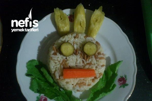 Leziz Pirinç Pilavı