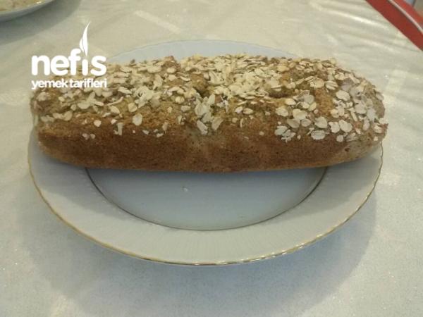 Yulaf Kepekli Ekmek