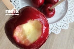 Evde Elma Şekeri Yapalım Videosu
