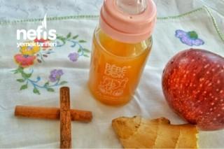 Bebek Çayı +8 Ay Tarifi