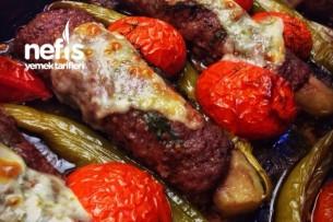 Köfte Sarmalı Patlıcan Tarifi