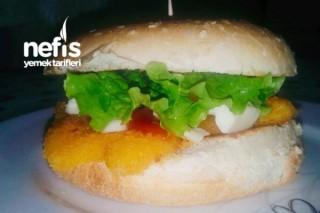 Nugget Burger Tarifi