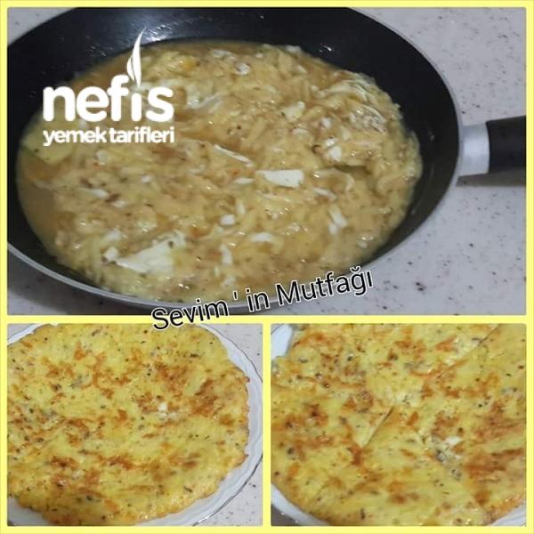 Patatesli Omlet - Sevim'in Mutfağı - Nefis Yemek Tarifleri