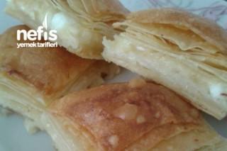 Peynirli Kırk Kat Çıtır Börek Tarifi