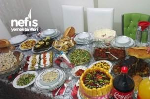 2014 Yılbaşı Masası Tarifi