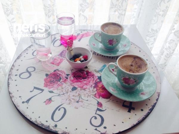 Menengiç Kahvesi Yapımı